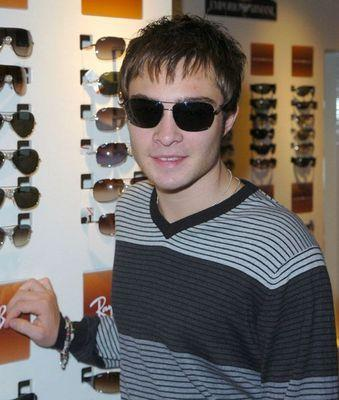 A Ed Westwick Picture