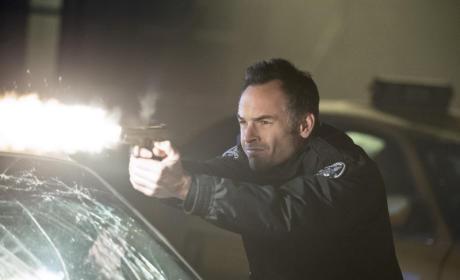 Officer Lance Shoots!