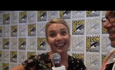 Leah Pipes is VERY Mad at TV Fanatic: Find Out Why!