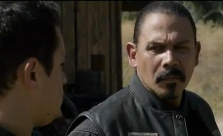 """Sons of Anarchy Promo: """"Family Recipe"""""""
