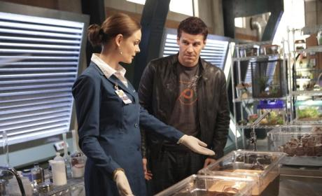 Bones Season Finale Tease: Booth and Brennan in Bed?