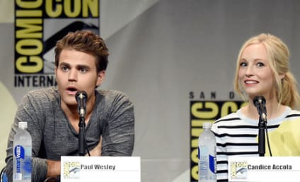 The Vampire Diaries at Comic-Con: Old Damon, New Villains and More
