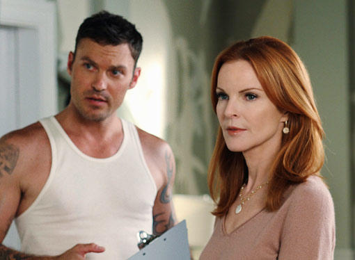 Brian Austin Green on Desperate Housewives