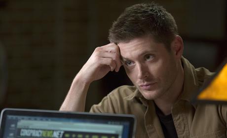 Thinking Man - Supernatural Season 10 Episode 8