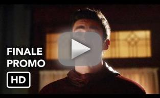 "The Flash Promo: ""The Race of His Life"""