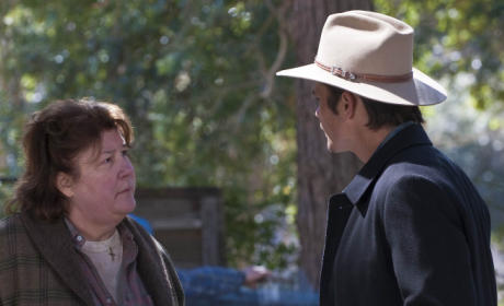 "Justified Review: ""For Blood or Money"""
