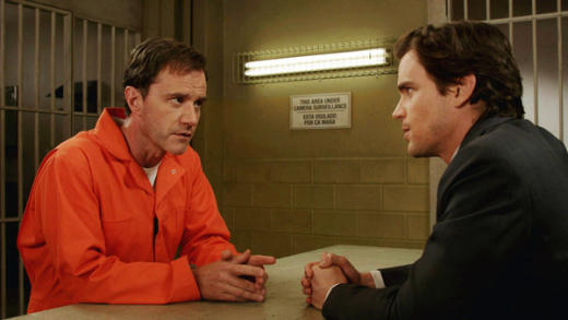 White Collar Season 5 Premiere Scene