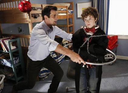 Watch Modern Family Season 4 Episode 4 Online