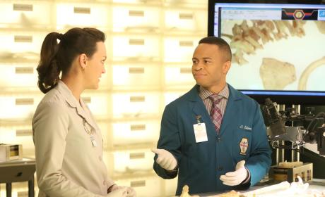 This Case Requires Extra Help - Bones Season 10 Episode 22