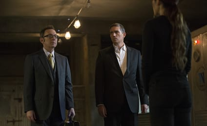Person of Interest Season 5 Episode 13 Review: Return 0