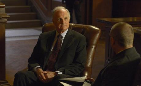 Alan Alda as Mr. Fitch