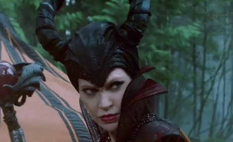 Maleficent on Once Upon a Time