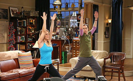 The Big Bang Theory Review: Risk and Relief