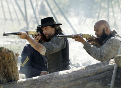 Watch Hell on Wheels Season 1 Episode 9 Online