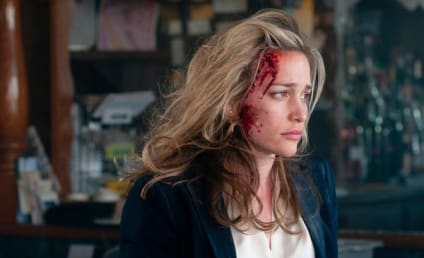 Covert Affairs Season 3 Premiere Pics: Blood and Sweat