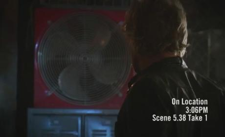 True Blood Season Five Scene: Terry/Patrick