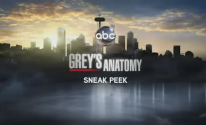 "Grey's Anatomy Sneak Peek: ""Adrift and at Peace"""