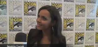 Jessica Lucas Comic-Con Interview 2012