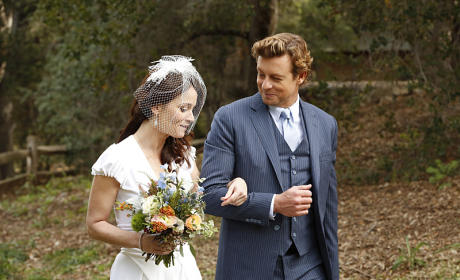 The Mentalist Series Finale Photos