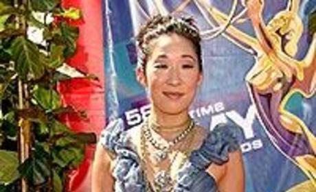 Emmy Awards: Oh, Sandra!