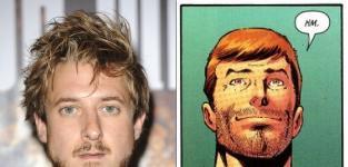 Arthur Darvill Cast on Superhero Spinoff as Rip Hunter