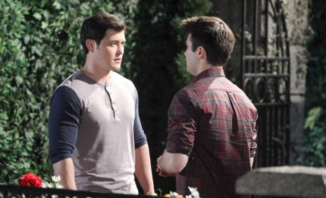 Paul and Sonny - Days of Our Lives