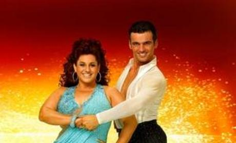 Marissa Jaret Winokur Eliminated from Dancing with the Stars