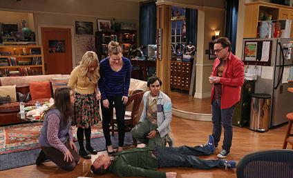 The Big Bang Theory: Watch Season 7 Episode 18