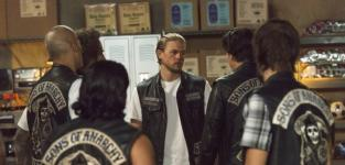 SAMCRO Gathering - Sons of Anarchy Season 7 Episode 11
