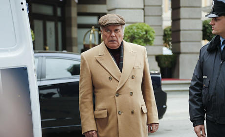 Robert Wagner on NCIS