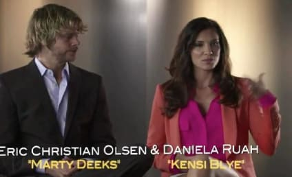 NCIS: Los Angeles Season 4: Behind-the-Scenes Promo & Interview