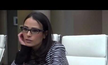 Jordana Brewster Set Interview