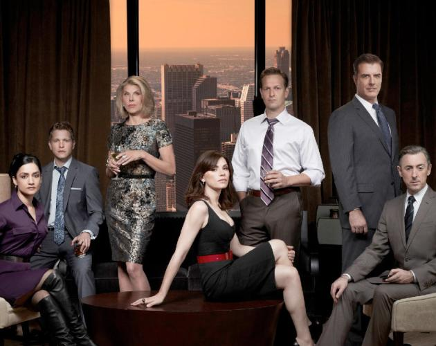 The Good Wife Cast Pic