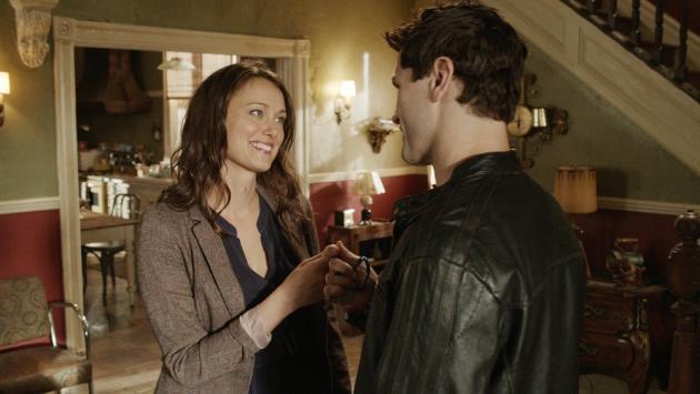 Kat and Aidan