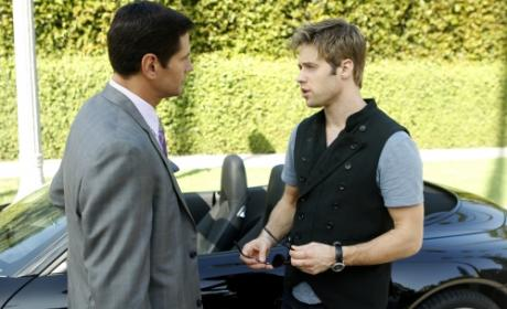 Shaun Sipos Speaks on Melrose Place Character, Possible Cougar-riffic Storyline