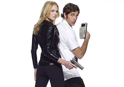 Sarah and Chuck Promotional Picture