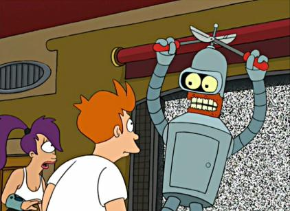 Watch Futurama Season 1 Episode 3 Online