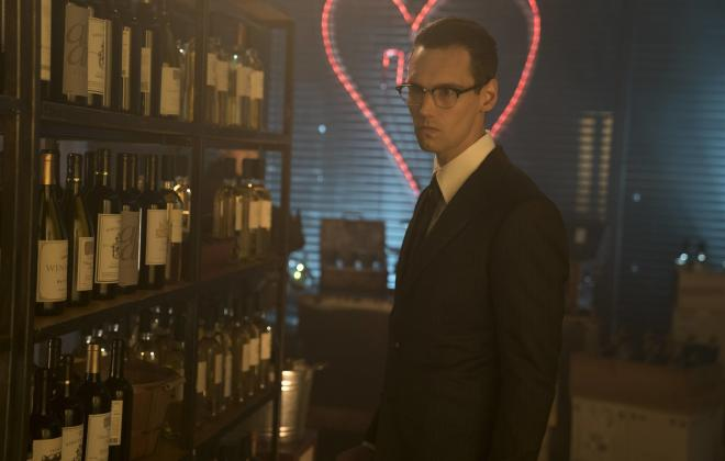 Gotham Photo Preview: Penguin and Nygma Forever!