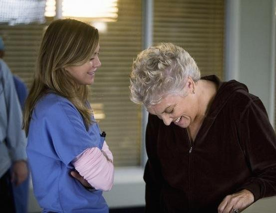 Meredith and Derek's Mom