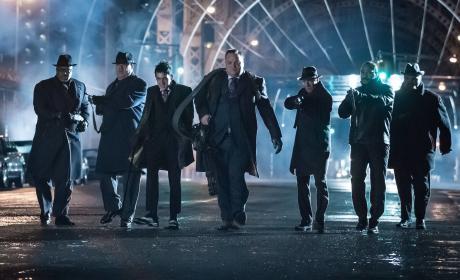 Gotham Photo Preview: Bad Boys Battle!