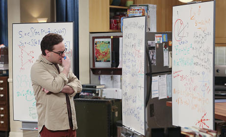 This is Getting Serious - The Big Bang Theory Season 9 Episode 10