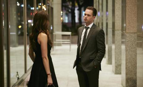 Mike & Claire - Suits Season 5 Episode 8