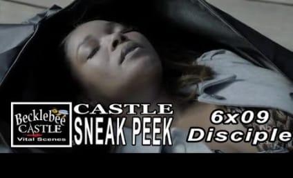Castle Sneak Peeks: Face-ing Facts