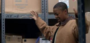 Poussey Destroys Inventory