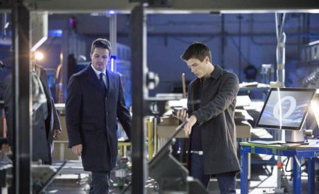 Oliver & Barry
