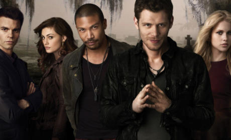 New Series Showdown: The Originals vs. Agents of S.H.I.E.L.D.