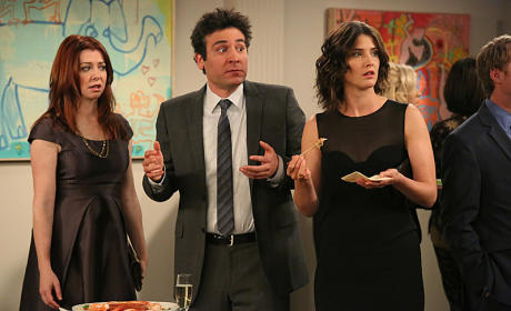 How I Met Your Mother Review: Hello Sailor