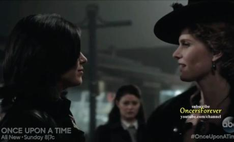 Once Upon a Time Clip: Zelena vs. Regina