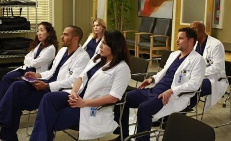 Grey's Anatomy Season 9 Report Card: B-