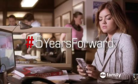 Pretty Little Liars Winter Premiere Promo: Five Years Later...